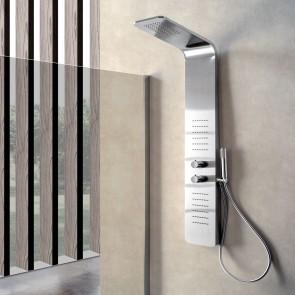 Colonne de douche hydromassante...