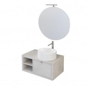 copy of Mobile bagno sospeso 60cm...