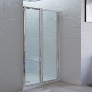 Porta doccia pieghevole 90cm Lavinia