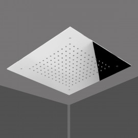 soffione doccia 30x30 incasso soffitto