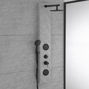 Colonne de douche BD avec effet...