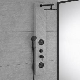 Colonna doccia FUMETTO effetto marmo