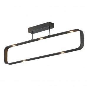 Plafonnier LED plafonnier MOKA design...