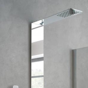 Colonna doccia PIEMONTE in acciaio...