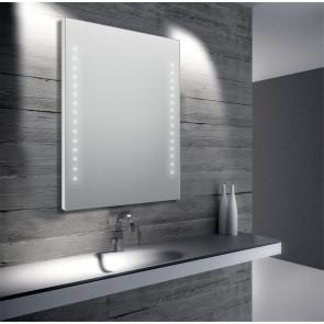 Miroir de salle de bains avec led 60x80 ou 80x60 Jade-68