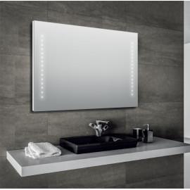 Miroir de salle de bain LED Jade-68 60x80 ou 80x60
