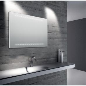 Miroir de salle de bains avec led...
