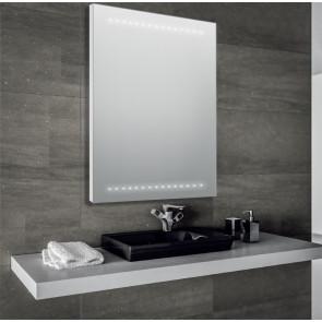Specchio a led bagno 70x100 filo...