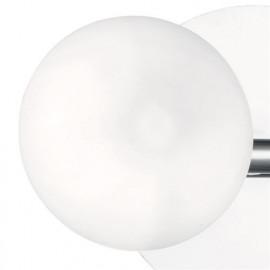 Diffuseur sphérique en verre opale Applique Jupiter FanEurope