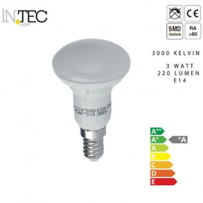 Lampadina Led 3 watt 5 watt E14