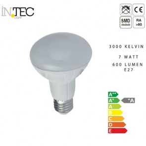 Lampadina Led 7 watt 9 watt E27
