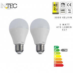 Kit I-Lumya-E27-5Wc - Kit Ampoule Led...