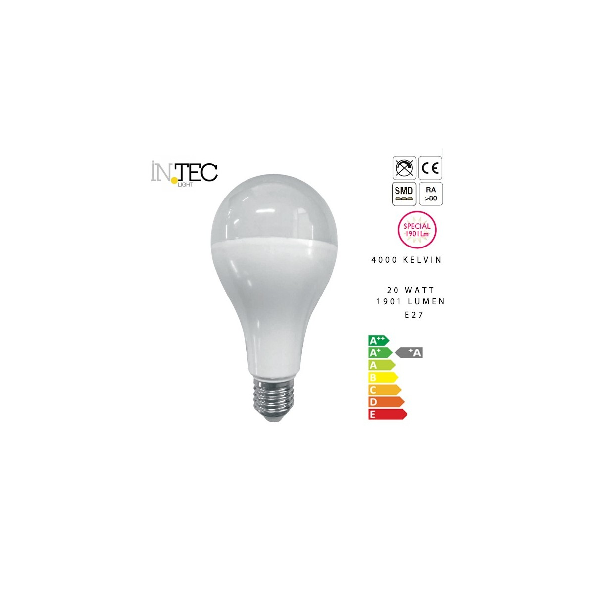 Ampoule LED Lowbay Special 20 32 watts