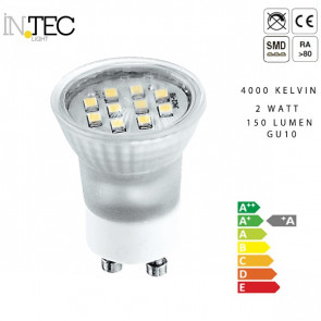 I-Lamp-Led-Gu10-2Wm - Ampoule Led...