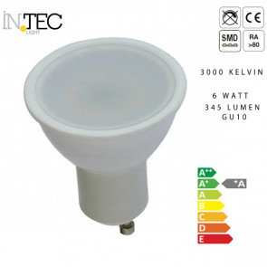Lampe LED 6 watts Cold hot 3000 5000...