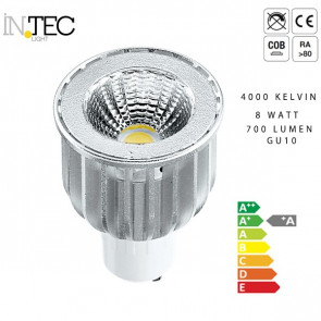 I-Lamp-Led-Gu10-8Wm - Ampoule Led...