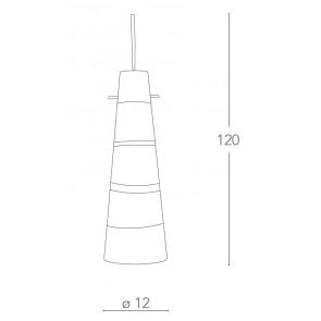 I-CARAIBI / S12 - Suspension conique...