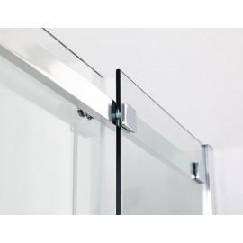 Box doccia 80x120 120x80 cristallo design 8mm h200
