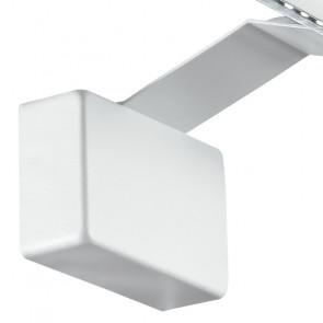 Led-W-Alcor/5W Bco - Applique Moderna Dal Colore Bianco Con Luce Led 5 Watt 3500 Kelvin