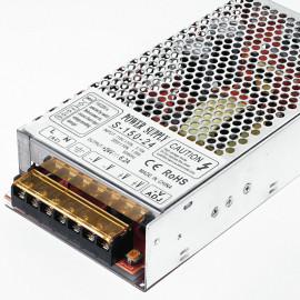 Strip-Driver12V-75W - Adattatore Per Striscia Led 75 Watt 12V