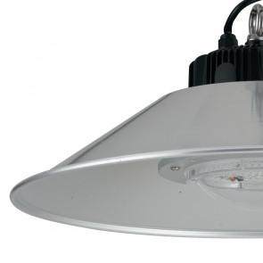 Lampadario luce led in alluminio