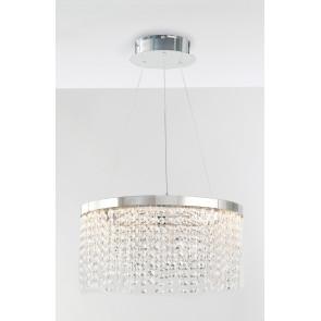 LED-VENUS-S45 - Lustre LED pendentif anneau de 45 watts