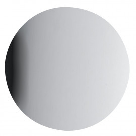LED-ECLISSE / AP20 CR - Lampe Led Moderne Applique Métal Chrome Ronde 5,5 watts Lumière Naturelle