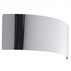 LED-DYNAMIC-AP32 CR - Applique murale moderne en métal chromé à appliques cintrées avec lumière naturelle de 8 watts