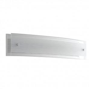 I-JOYCE / AP47X9 - Applique Moderne Lignes Rectangulaires Décoration 15 watts Led Verre Naturel Lumière