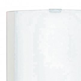 Diffuseur en verre avec bande centrale blanche FanEurope