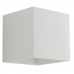I-RUBIK-AP Blanc Applique Halogène kelvin 28 watt
