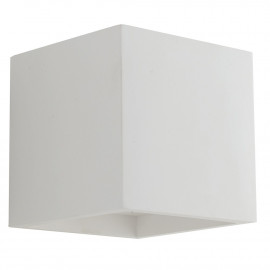 I-RUBIK-AP Applique Bianco Alogena kelvin 28 watt