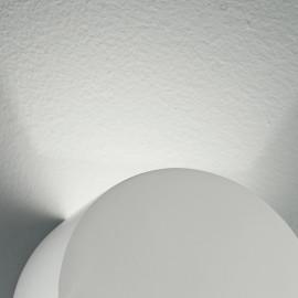 Structure en plâtre à peindre avec ligne Leiron de diffusion de lumière supérieure