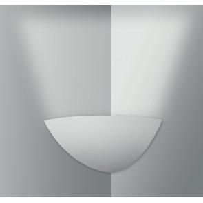 I-SANTORINI-AP - Applique angulaire à peindre, émission de lumière vers le haut E14