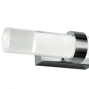 Applique avec deux lumières LED...