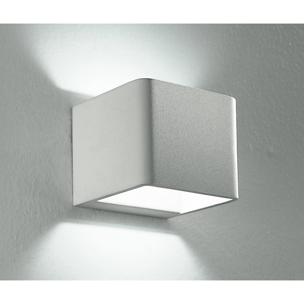 LED-W-ATLAS/6W - Applique bianca dalla