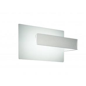 Applique murale LED au design moderne et blanc 4 watts 3500 kelvin