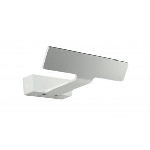 Applique bianca dalla forma semplice...