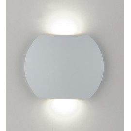 LED-W-MIURA/6W - Applique bianca dalla