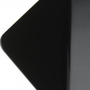 LED-W-KITE NERO Applique Nero Led A
