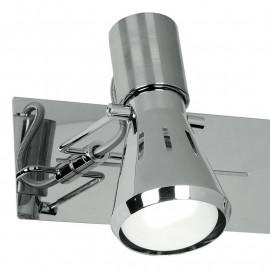 SPOT-CADILLAC-2 - Applique a due luci