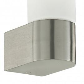 Applique a parete in metallo diffusore