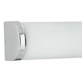 SPOT-B-SHON/L - Applique in vetro bianco