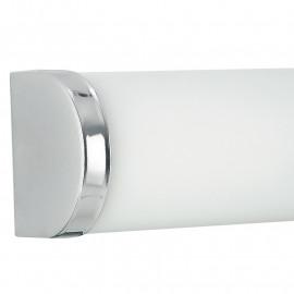 SPOT-B-SHON/M - Applique in vetro bianco