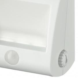 Applique murale à piles avec détecteur