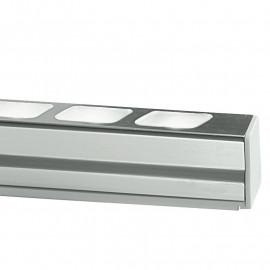 Lampe LED sous armoire de cuisine avec