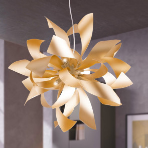I-BLOOM-S6 GOLD Lampe MODERN Lustres Or