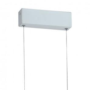Sospensione in Alluminio Bianco Installazione Soffitto Saturn Fan Europe