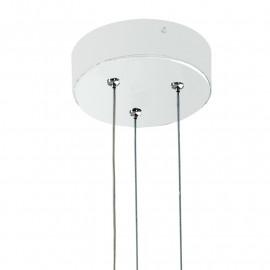 Suspension en aluminium avec base circulaire Saturn FanEurope