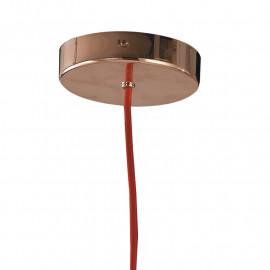 Ligne de suspension en fil rouge Frida FanEurope